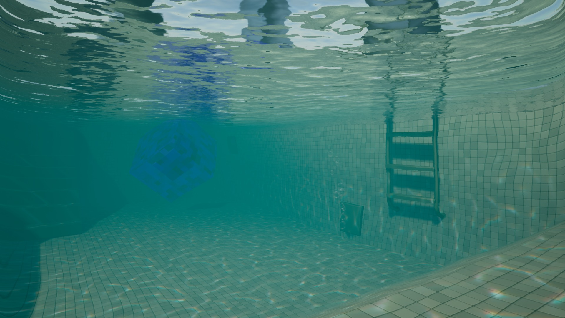 Aquatic Surface – Imaginary Blend